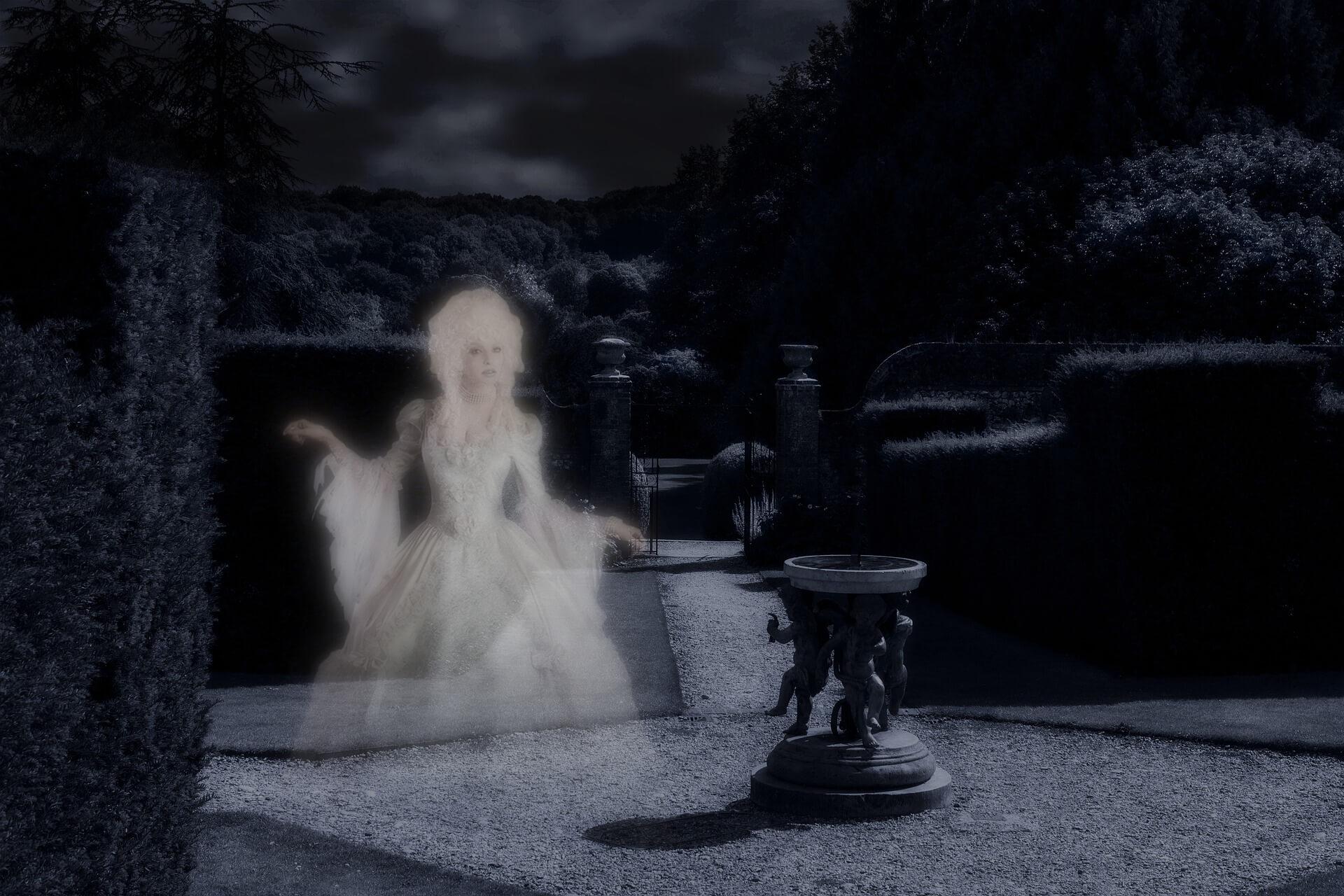 способен картинки с духами и призраками прожил что