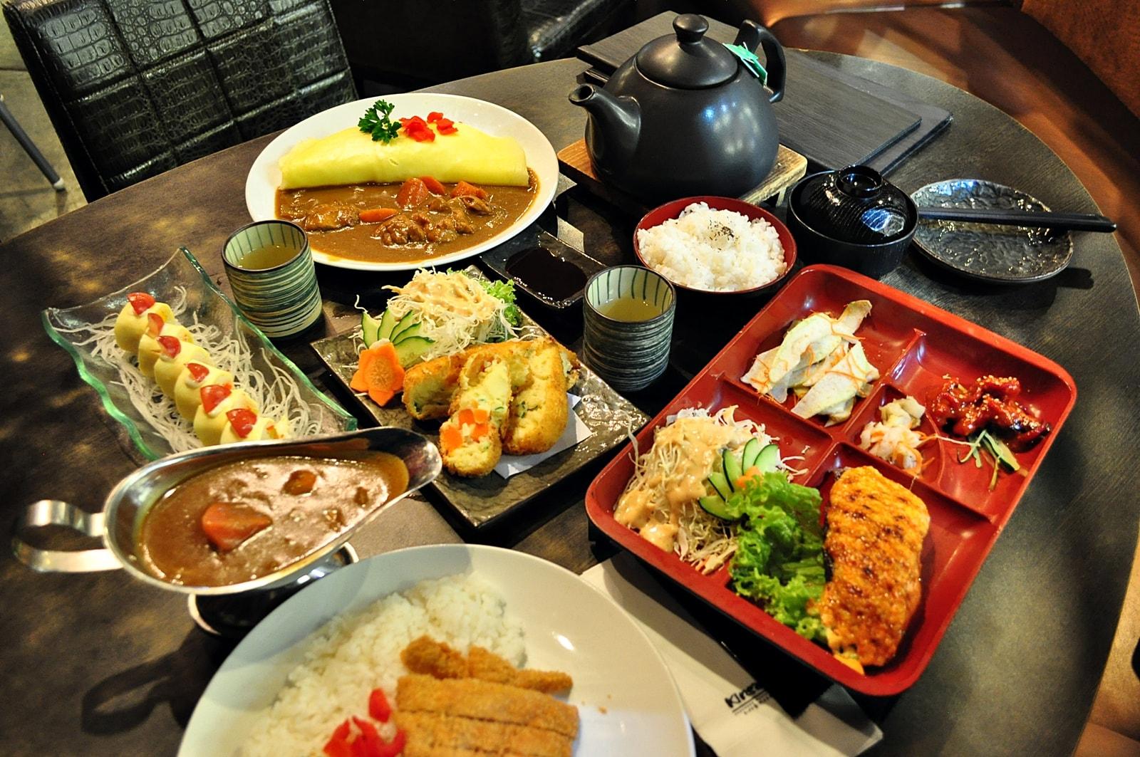 фото еды японии же