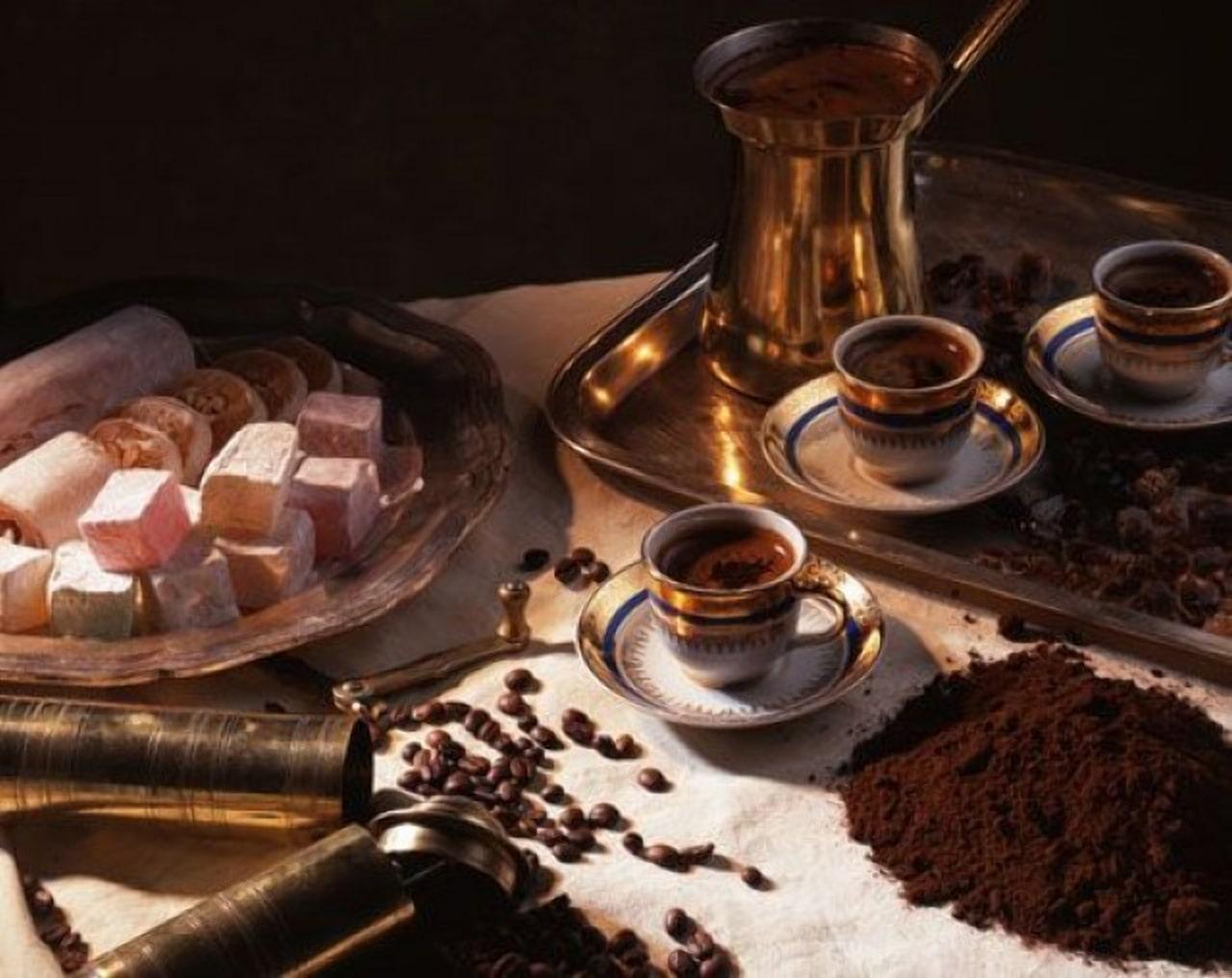 Классический турецкий кофе